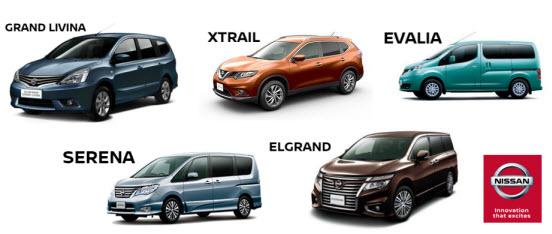 Deretan Mobil Keluarga Terbaik dari Nissan