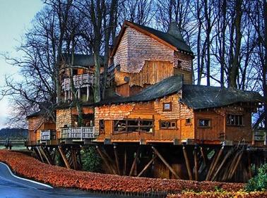 The Treehouse Restaurant, Alnwick Garden
