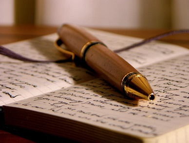 menulis diary
