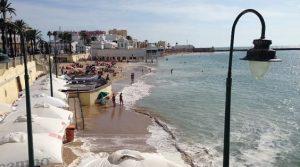 Pantai La Caleta