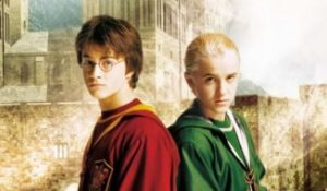 harry potter dan draco malfoy