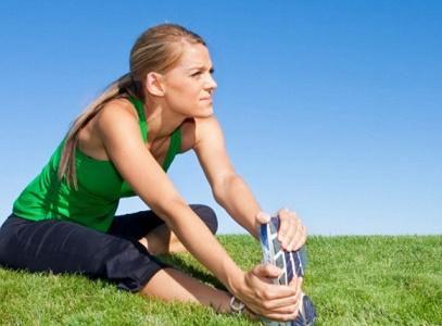 perengangan otot