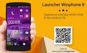 WP8 Launcher