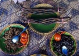 cacing laut