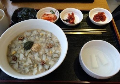 Congee House Myeongdong