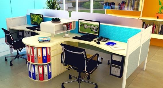 design ruang kantor