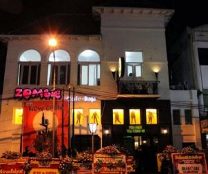 Zombie Cafe Bandung