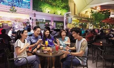 Downtown Walk Summarecon Mall Serpong