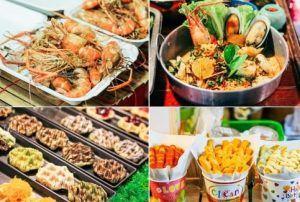 Talad Rod Fai Night Market