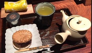 Ippodo tea store Tokyo