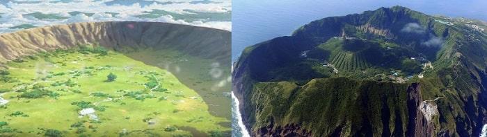 Pulau Aogashima