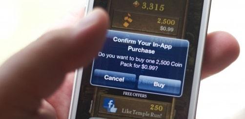 In App Purchase -IAP