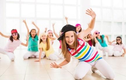 anak menari