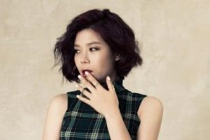 penyanyi korea lyn