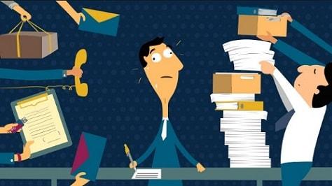 stress pekerjaan