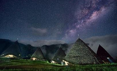 Desa Wae Rebo, Nusa Tenggara Timur