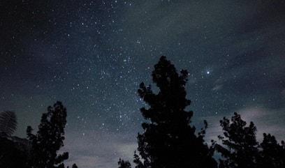 Gunung Gede Bima Sakti Milky Way