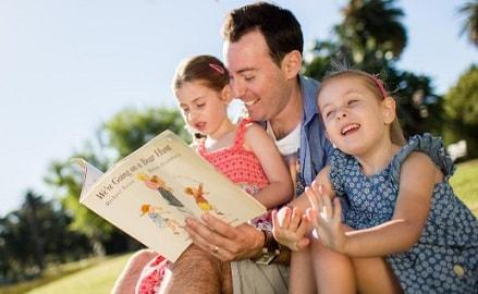 buku dan anak