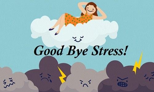 tidak stress