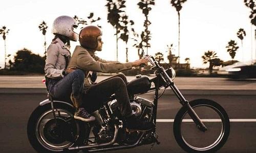 penumpang motor