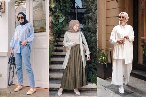 Hijab Style Woman Talk Paling Cocok untuk Style Harian